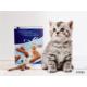 Gagnez la photo de votre chat sur les paquets de Langues de chat