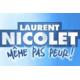 """Gagnez 20x2 billets pour le spectacle de Laurent Nicolet """"Même pas peur"""""""