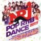 Gagnez la compilation NRJ POP RnB DANCE 2017