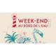 """Gagnezvos places pour le festival """"Week-end au bord de l'eau"""""""
