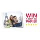 Gagnez un séjour à Paris pour 2 personnes