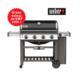 Gagnez un barbecue Weber GENESIS II d'une valeur de 1'490 francs