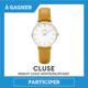 Gagnez une carte cadeau de CHF 80.-, une montre CLUSE Minuit Gold et bien d'autres surprises