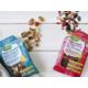 Gagnez les nouveaux en-cas bio, les baies de goji croustillantes et les noix croquantes