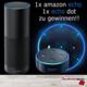 Gagnez 1 Amazon Echo et 1 Echo Dot im Wert