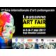 Gagnez vos invitations pour la Lausanne Art Fair