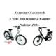 Gagnez un vélo électrique d'une valeur de CHF 799.-