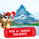 Gagnez 3 week-ends en famille à l'hôtel Julen de Zermatt d'une valeur de CHF 4'500.- chacun