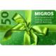 Gagnez un bon d'achat Migros d'une valeur de CHF 50.-