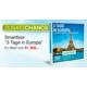 Gagnez une Smartbox pour 3 jours en Europe d'une valeur d'environ CHF 200.-