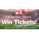 Gagnez deux billets pour Suisse - Biélorussie à Neuchâtel