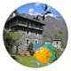 Gagnez une semaine de vacances dans un authentique chalet rustique du Tessin