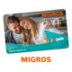 Gagnez une journée de randonnée  avec Maria Walliser, 1 carte cadeau Migros de CHF 50.- et 1 boîte DAR-VIDA