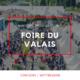Gagnez 2 x 10 entrées pour la 58e Foire du Valais à Martigny