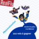 Gagnez 2x2 vols pour RealFly Sion