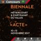 Gagnez vos billets pour la 11ème Biennale Métiers d'Art e& d'Artisanat du Valais