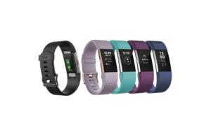 Gagnez 5 x 1 Fitbit Charge 2 de votre choix