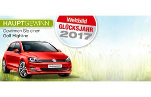 Gagnez une voiture VW Golf Highline BlueMotion et d'autres lots mensuels