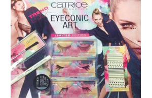 "Gagnez 3 Limited Edition ""Eyeconic Art"" Sets de Catrice"