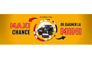 Gagnez une voiture MINI Hatch One 3