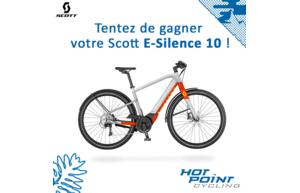 Gagnez votre Scott E-Silence 10