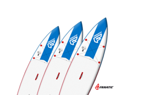 Gagnez 4x Fanatic Stand Up Paddle Boards
